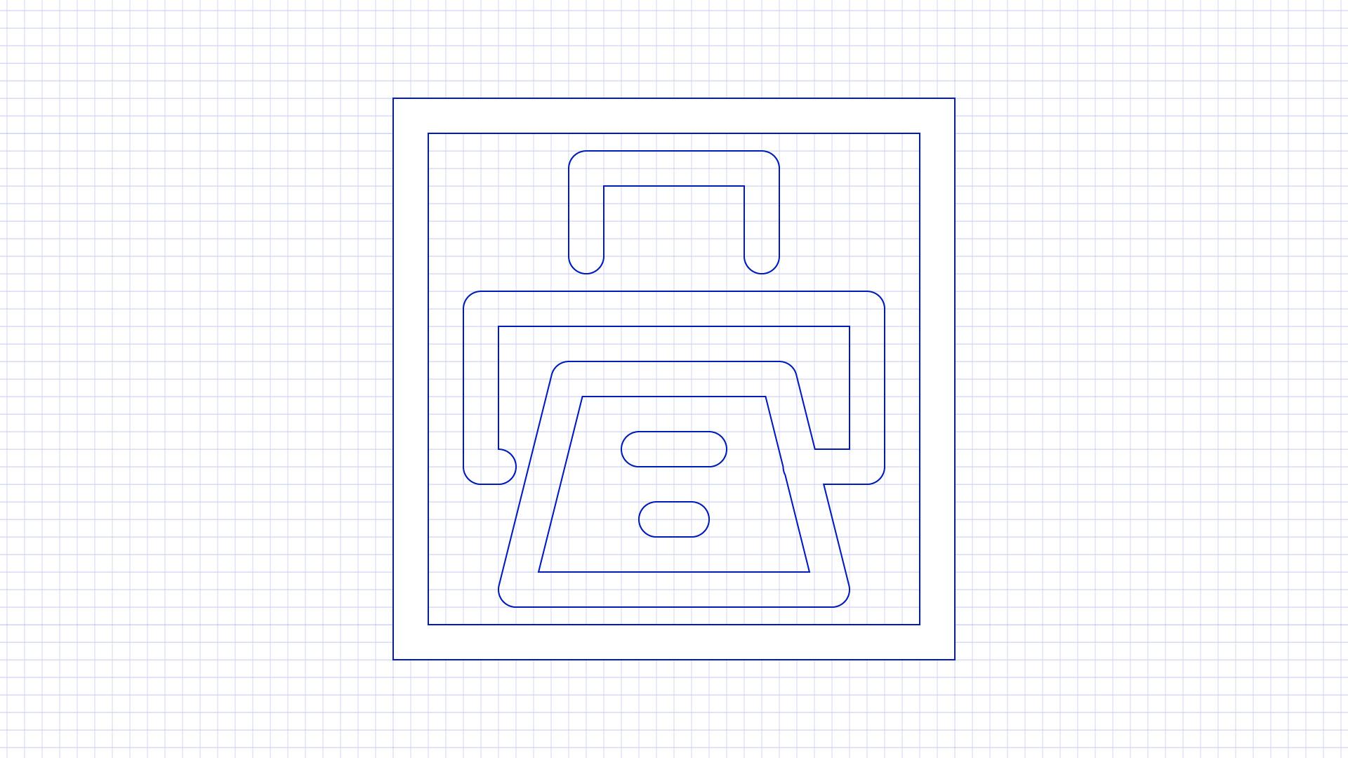 1Icon_Printer_Outline_Grid